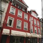 Hôtel de La Paix,  Bagnères-de-Bigorre