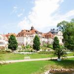 Hotel Residenz am Rosengarten,  Bad Kissingen