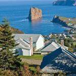 Hotel Pictures: Au Pic de l'Aurore Motel-Chalets, Perce