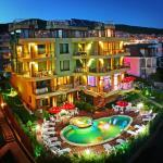 JBH Hotel, Sveti Vlas