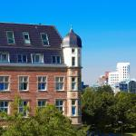 The Red Apartments, Düsseldorf