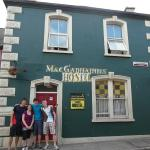 MacGabhainns Backpackers Hostel, Kilkenny