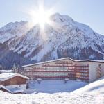 Fotografie hotelů: Aparthotel Kleinwalsertal, Mittelberg