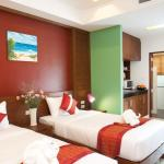 Samui Honey Suite, Choeng Mon Beach
