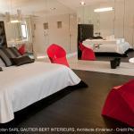 Hotel Pictures: Chateau La Mothe du Barry, Moulon-sur-Dordogne