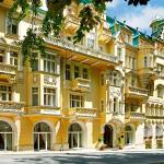 Spa Hotel Svoboda, Mariánské Lázně
