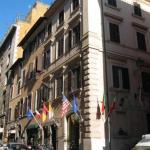 Hotel Sistina, Rome