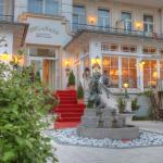 SEETELHOTEL Hotel Esplanade,  Heringsdorf