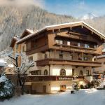 Hotel Garni Villa Knauer, Mayrhofen