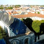 Abbaye Royale,  Saint-Jean-d'Angély