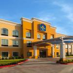 Best Western Plus JFK Inn and Suites, Houston
