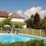 Hotel Pictures: Logis Hôtel du Pont Neuf, Le Veurdre