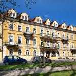 Dr. Adler Spa & Kurhotel, Františkovy Lázně