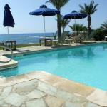 Kymmates Beach Front Villas, Paphos City