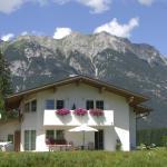Hotellikuvia: Landhaus Bellamontes, Leutasch
