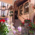 Hotel Pictures: La Griffe à Foin au Restaurant raisin D'or, Mittelbergheim