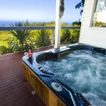 White House Ocean View Spa Villa,  Burnt Pine