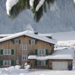 Fotos do Hotel: Ferienhaus Bergland, Bizau