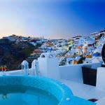 Blue Angel Villa - Angel Villas,  Fira