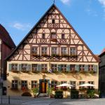 Hotel Goldene Rose,  Dinkelsbühl