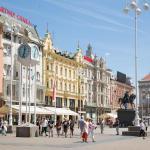 Apartments Angel Main Square,  Zagreb