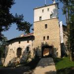 Zamek Korzkiew,  Korzkiew
