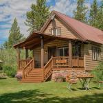 Grandma's Cabin,  Island Park