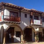 Hotel Las Orquídeas de la Villa, Villa de Leyva