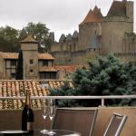 Appartement Le Saint Jean - Les Balcons de la Cité,  Carcassonne
