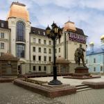 Shalyapin Palace Hotel,  Kazan