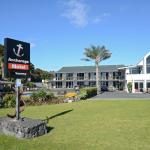 Anchorage Motel, Paihia