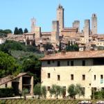 Fattoria Abbazia Monte Oliveto,  San Gimignano
