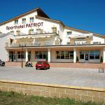 Sporthotel Patriot, Úštěk