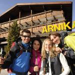 Hotel Arnika, Pozza di Fassa