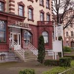 Hotel Krone, Arnstadt