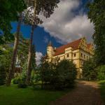 Zamek w Czernej, Czerna