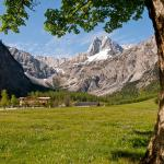 Gramai Alm alpengenuss & natur spa, Pertisau