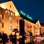 Hotel Simplon,  Baveno