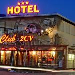Hotel 2CV, Koszalin