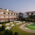 Hotel Express Residency-Jamnagar, Sika