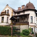 Villa Ludmila, Janske Lazne