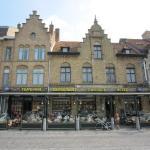 Hotel Pictures: Hotel De Vrede, Diksmuide