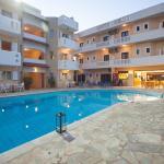 Dimitra Hotel & Apartments, Kokkíni Khánion