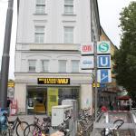 Pension Locarno, Munich