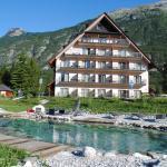 Hotel Mangart,  Bovec