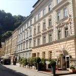Fotografie hotelů: Hotel Wolf Dietrich, Salcburk