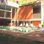 ホテル写真: Apartamentos en Agua Calma, Carilo