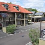 Rose City Motel,  Palmerston North