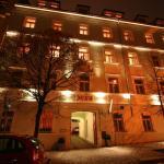 Apart Hotel Susa, Prague