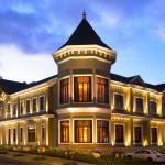 Hotel Grano de Oro,  San José